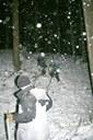 Ani led, ani mráz, ani sníh na zachránce neplatí